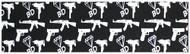 """Black Diamond - 9x33"""" Guns (Single Sheet)"""