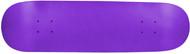 """Moose Blank Deck - Purple Neon 7.75"""""""