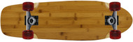 "Moose - 8"" x 26.5"" Dark Bamboo Beach Cruiser"
