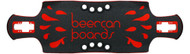 """Beercan Boards - 42"""" Oat Soda Deck Red"""