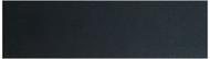 "Black Diamond - 12x48"" Black (Single Sheet"