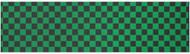 "Black Diamond - 9x33"" Green Checkers (Single Sheet)"