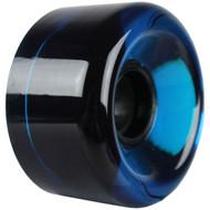 65mm Smooth Rear Set Transparent Blue USA Wheel 78A