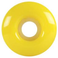 Blank Gloss Wheel - 51mm Neon Yellow (012C) Set of 4