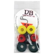 Dimebag Hardware Bushing Kit Rasta 95A