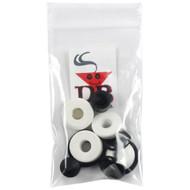 Dimebag Hardware Bushing Kit White 95A
