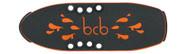 """Beercan Boards - 24"""" Microbrewster Deck Sunburst Orange"""