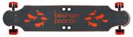 """Beercan 38"""" Root Beer Deck Red Method/Kryptonics Build"""