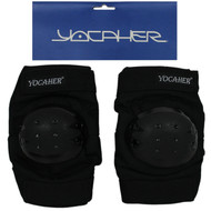 Yocaher Elbow Pads Black Size Large