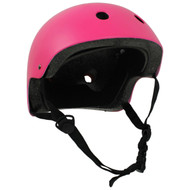 Krown Youth Solid Helmet Pink