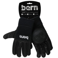 Bern Slide Gloves Leather Haight Black M/L