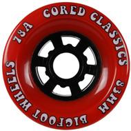 Bigfoot Wheel - 83mm 78a Cored Classics Red
