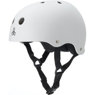 Triple 8 Helmet Sweatsaver White Rubber Small