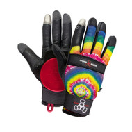 Triple 8 Slide Gloves Downhill Tie Dye S/M