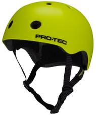 Pro Tec Street Lite CPSC Satin Bright Green XL