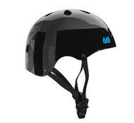 661 Dirt Lid Helmet Black Certified OSFA