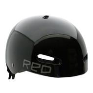 R.E.D Helmet Riot EPS Black XL