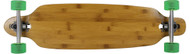 Moose Longboard 36 Bamboo Bottom Drop Thru / Pathfinder Green