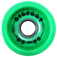 Bigfoot Wheel - 68mm 80a Boardwalks Green