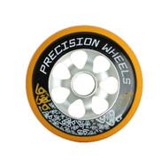 Labeda Scooter Wheel 110mm Precision Aluminum Core Orange