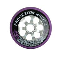 Labeda Scooter Wheel 110mm Precision Aluminum Core Purple