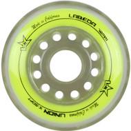 Labeda Hockey Wheel Union X-Soft Yellow 72mm