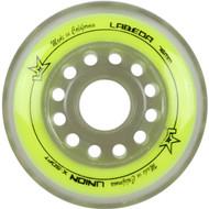 Labeda Hockey Wheel Union X-Soft Yellow 76mm