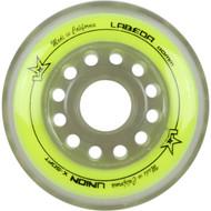 Labeda Hockey Wheel Union X-Soft Yellow 80mm