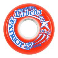Labeda Hockey Wheel Patriot Goal Red 59mm