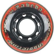 Labeda Hockey Wheel Addiction Grip Red/Black 72mm