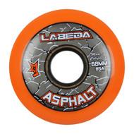 Labeda Hockey Wheel Asphalt Gripper 85A Orange 68mm