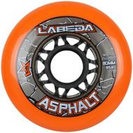 Labeda Hockey Wheel Asphalt Gripper 85A Orange 80mm