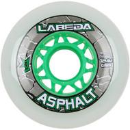 Labeda Hockey Wheel Asphalt Gripper 83A White 72mm