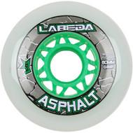 Labeda Hockey Wheel Asphalt Gripper 83A White 80mm