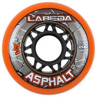 Labeda Hockey Wheel Asphalt Gripper 85A Orange 72mm