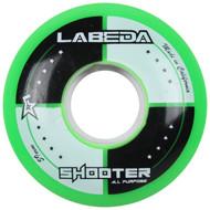 Labeda Hockey Wheel Shooter All Purpose Green 59mm