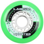 Labeda Hockey Wheel Shooter All Purpose Green 80mm