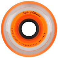 Labeda Hockey Wheel Millennium Gripper Soft Orange 76mm