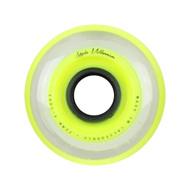 Labeda Hockey Wheel Millennium Gripper X-Soft Yellow 72mm