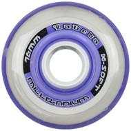 Labeda Hockey Wheel Millennium Gripper X-Soft Purple 76mm
