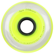 Labeda Hockey Wheel Millennium Gripper X-Soft Yellow 80mm