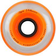 Labeda Hockey Wheel Millennium Gripper Soft Orange 80mm
