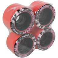 Labeda Quad Diva Medium Slim Pink 62mm x 38mm 4-Pack