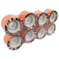 Labeda Quad Diva Hard Classic Orange 62mm x 43mm 8-Pack