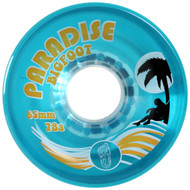 Bigfoot Wheel - 65mm 78a Islanders Blue