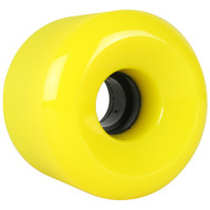 64mm x 52mm 78A Yellow USA Wheel