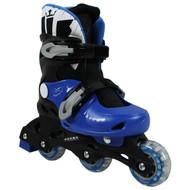 Krown Superspeed Adjustable Inline Skates Boys Size S (Y13 - 3)