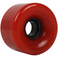 64mm x 44mm 84a Dark Red USA Wheel