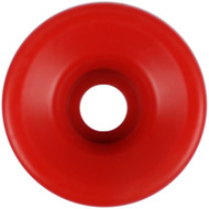 Quad Skate Wheel House Red 57mm x 32mm 99a