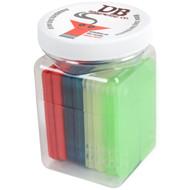 """Dime Bag Hardware - 8 sets 1/8"""" Riser Pads Assorted"""
